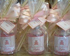 Aromatizador ursinha rosa 30 ml