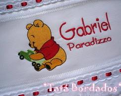 Toalha Infantil Ursinho Pooh
