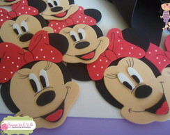 Aplique da Minnie