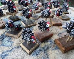 galinha pinha artesanal