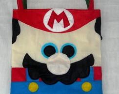 Ecobag Mario Bros