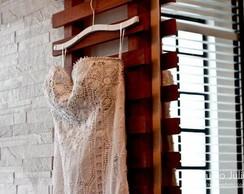 Vestido de noiva em renascen�a