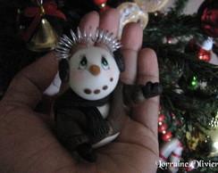 Boneco de neve - Cookie