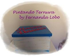 Caixa Organizadora para Brinquedos
