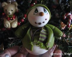 Boneco de neve - Dolla