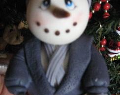 Boneco de Neve - Julian Grey