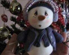 Boneco de neve - Luni
