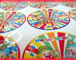 Adesivos Personalizados 5 cm
