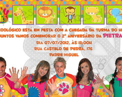 Hi-5 Austr�lia e a Turma do Zoo
