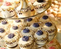 Cupcake de casamento