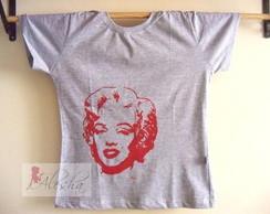 Baby look Marilyn Monroe