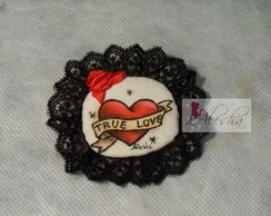 Broche True Love