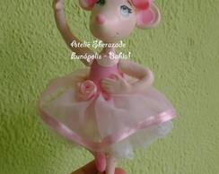Angelina Ballerina - Topo de Bolo