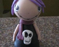 Bonequinha Violet