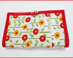 sacola ecologica com ziper