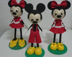 FOFUCHOS DA MINNIE E MICKEY