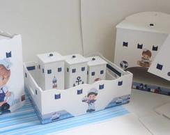Kit Completo em MDF Marinheiro