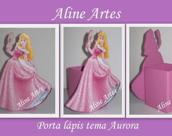 Porta l�pis as princesas