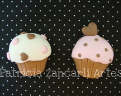 Puxador Cup Cake