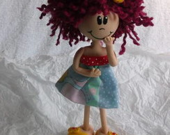 Boneca Magrela