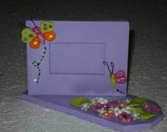 Mini porta retrato lembrancinha