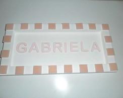 Quadrinho Gabriela (vendido)