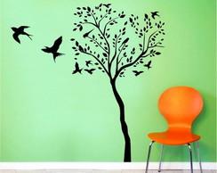 �rvore Birds