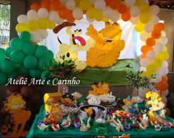 Decora��o do Garfield