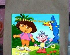 Saquinho Dora Aventureira
