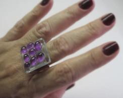 Anel de Vidro / Exclusive Glass Ring