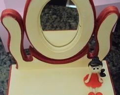 Porta J�ia com espelho