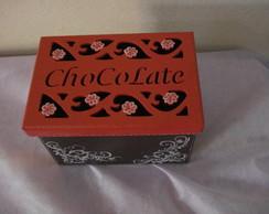 CAIXA - CHOCOLATES