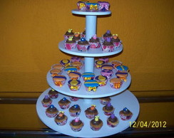 Mini Cup Cakes Backyardigans