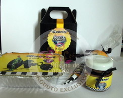 KIT GULOSEIMAS HOT WHEELS