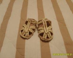 sand�lia para beb�