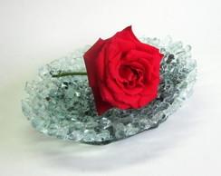 Prato Decorativo VIDRO / Glass Plate