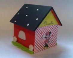 Casa Cofre da Minnie - PROMO��O