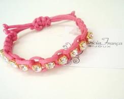 Shambala Pink Strass Cristal