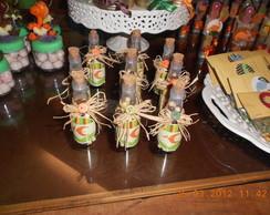 garrafinhas mesa de anivers�rio