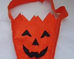 Bolsa Halloween Ab�bora