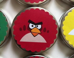 { Angry Birds }
