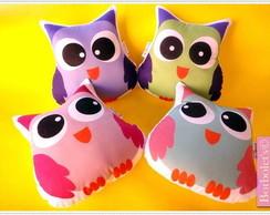 Almofadas Toy Corujinhas