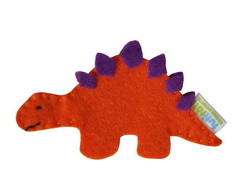 Dedoche Estegossauro