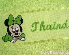Toalha Infantil Minnie