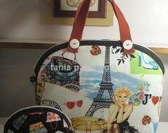 Conjunto Bolsa Paris