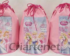 Bolsa esportiva Princesas