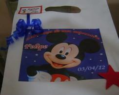 Sacola personalizado Mickey
