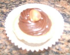 Mini Tortinha de Trufa de Gianduia
