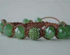 P1324 - Shambala verde/marrom