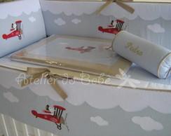 Kit para ber�o tema Snoopy KTM-002